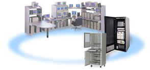 See us for NOC Furniture and Network Command Consoles