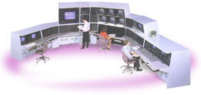 See us for Modular Computer Consoles and NOC Furniture